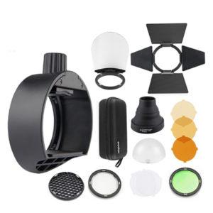 کیت تجهیزات جانبی گودکس Godox AK-R1 accessory kit + Godox S-R1