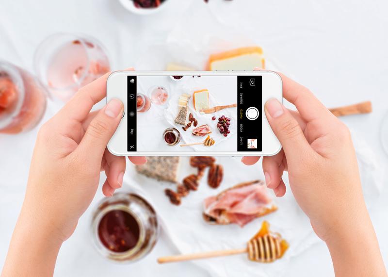 خلاقیت در عکاسی با موبایل
