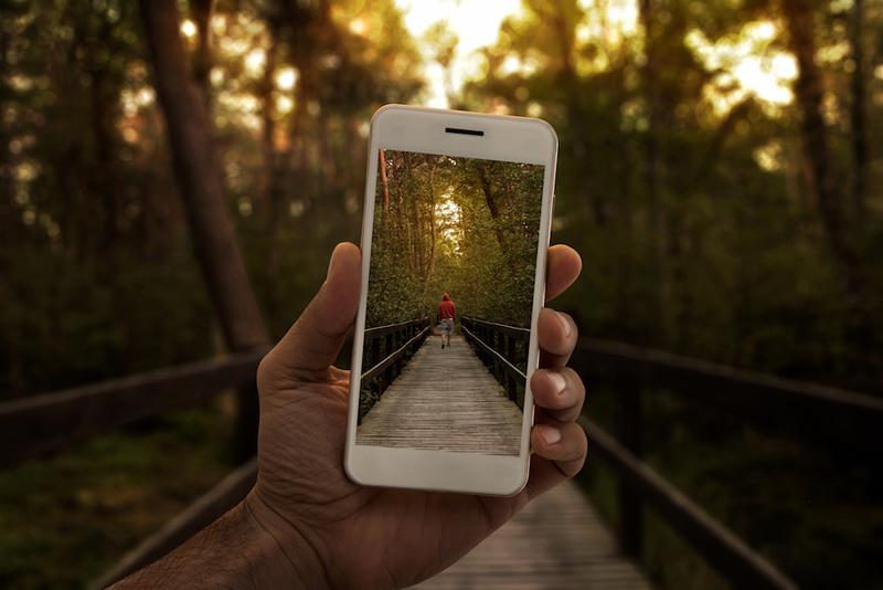 فوکوس با موبایل