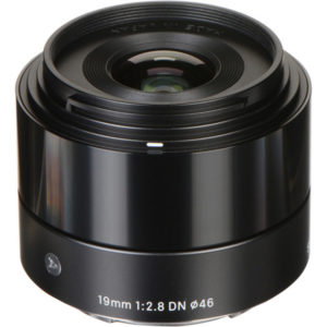 لنز سیگما Sigma 19mm f/2.8 DN Art for Sony E