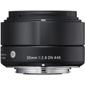 لنز سیگما Sigma 30mm f/2.8 DN Lens for Sony E