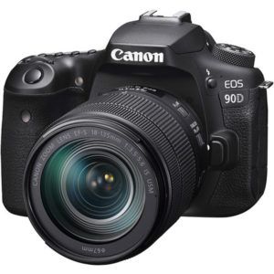 دوربین عکاسی کانن Canon EOS 90D DSLR kit EF_S 18-135mm IS USM