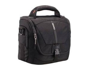 کیف دوربین بنرو رنگ مشکی و دسته