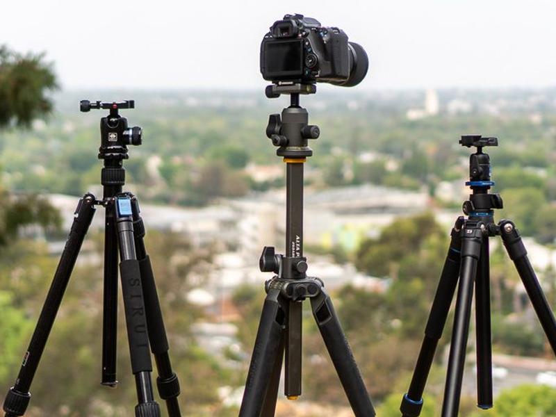 بهترین مارک سه پایه دوربین برای عکاسان