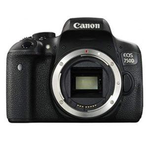 دوربین عکاسی کانن Canon EOS 750D body+ EF-S 18-55  III