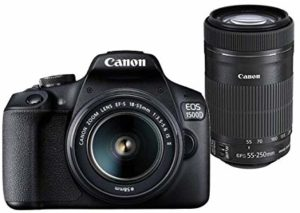 دوربین عکاسی کانن به همراه لنز