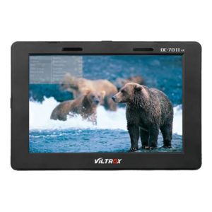 مانیتور هفت اینچ Viltrox DC70 II 4k 7″ LCD On-Camera Monitor
