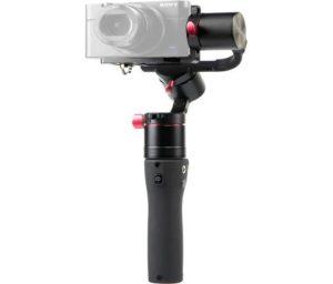 لرزش گیر دوربین گیمبال به همراه دوربین سونی