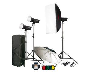 تجهیزات نور پردازی Godox