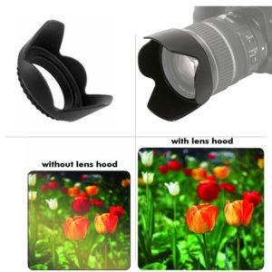 کاربردهای هود لنز