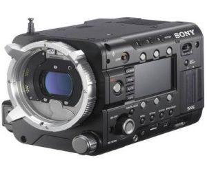 دوربین فیلمبرداری حرفهای سونی