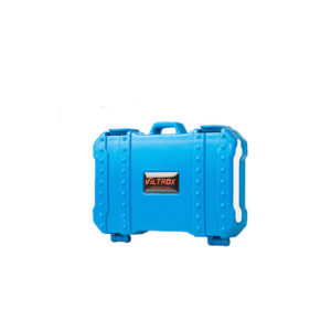 کیف کارت حافظه و کارت خوان ویلتروکس Viltrox CP-100 USB3.0 Blue