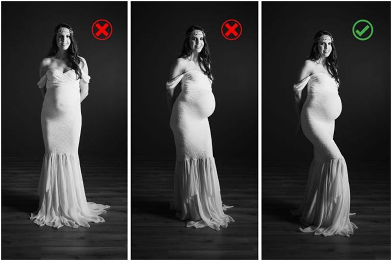 عکاسی از دوران بارداری