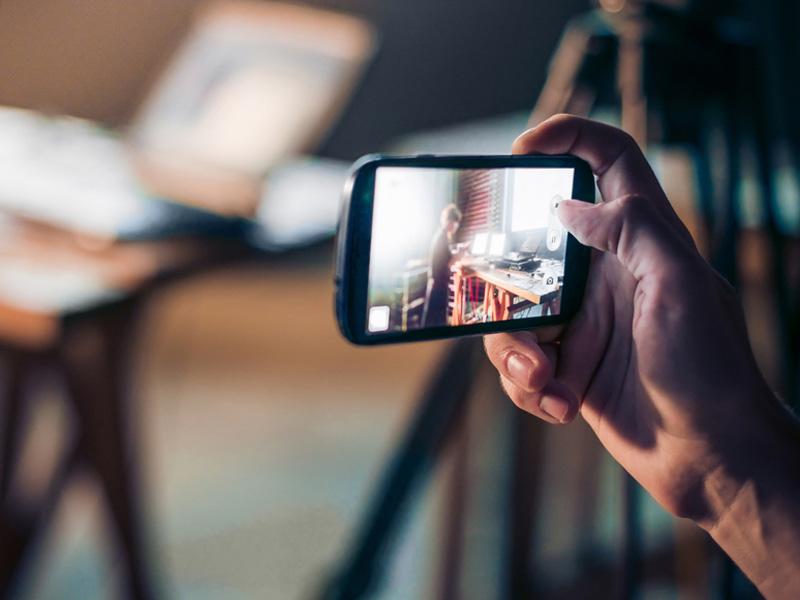 آموزش جامع عکاسی با موبایل
