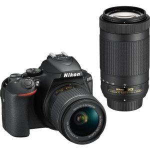 دوربین نیکون به همراه لنز جدا