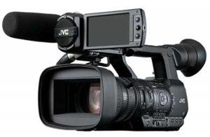 دوربین فیلمبرداری حرفهای اکس دی کم