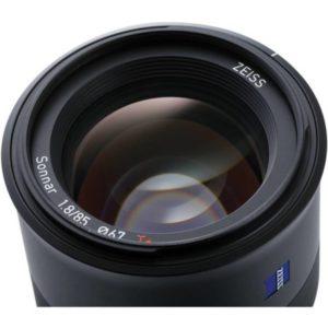 لنز زایس ZEISS Batis 85mm f/1.8 Lens
