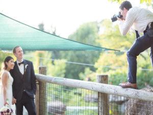 استفاده از فلاش برای عکاسی از عروسی
