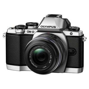 دوربین بدون آینه اليمپوس Olympus OM-D E-M10 KIT 14-42mm - Silver