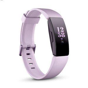 مچ بند هوشمند فیت بیت مدل (INSPIRE HR S+L (Bright purple