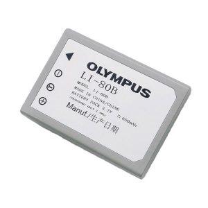 باتری الیمپوس Olympus LI-80B Lithium-Ion Battery برای دوربین T-100 Digital