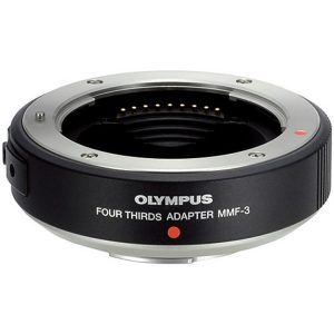 آداپتور تبديل مانت Olympus MMF-3 Four Thirds به Micro Four Thirds