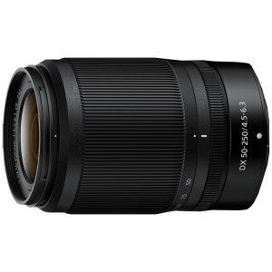 لنز بدونآینه نیکون Nikon Nikkor Z DX 50-250mm F4.5-6.3 VR