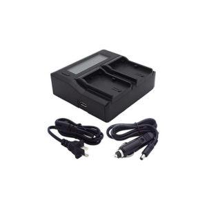 شارژر دوبل فتومکس Fotomax NP-F970 با صفحه نمایش