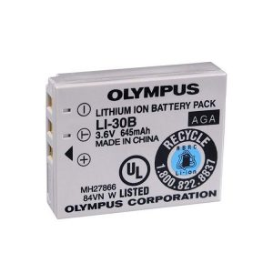باتری الیمپوس Olympus LI-30 B Lithium-Ion Battery