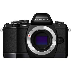دوربین بدون آینه اليمپوس Olympus OM-D E-M10 Body - Black