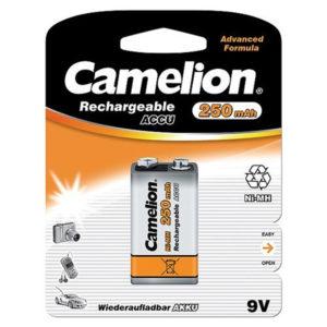 باتری کتابی کملیون Camelion NH-9V250