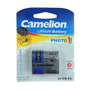 باتری کملیون Camelion Photo CR-P2