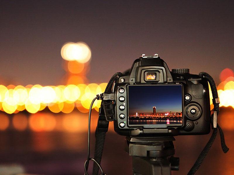 آموزش عکاسی بدون فلاش در شب