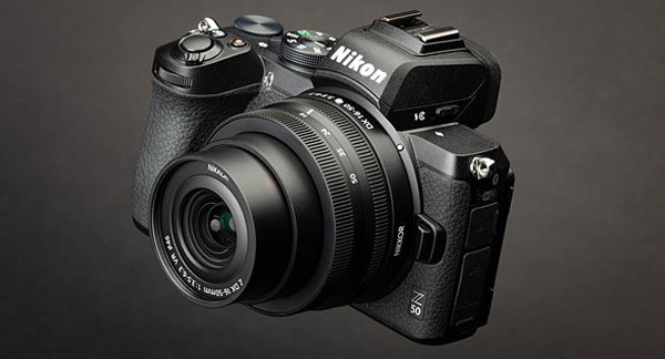 دوربین بدون آینه نیکون Z50