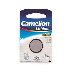 باتری کملیون Camelion CR2430 Lithium Battery