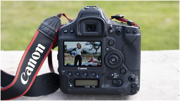 قیمت دوربین کانن 1DX Mark III