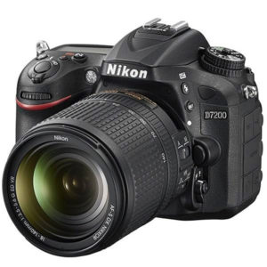 دوربین نیکون D7200 دست دوم