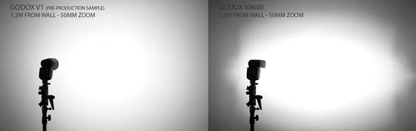 فلاش گودکس Godox V1 Flash for canon