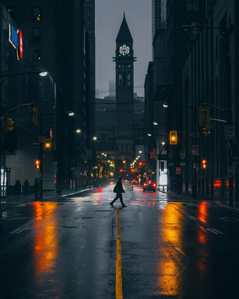 آموزش عکاسی در شب بدون فلاش
