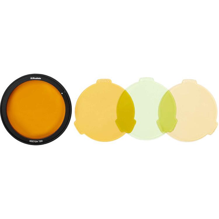 فیلتر رنگی نور پروفوتو Profoto Gel Kit for A1 Flash