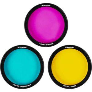فیلتر رنگی نور پروفوتو Profoto Clic Creative Gel Kit