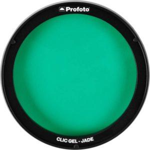 فیلتر رنگی نور پروفوتو Profoto Clic Gel -Jade