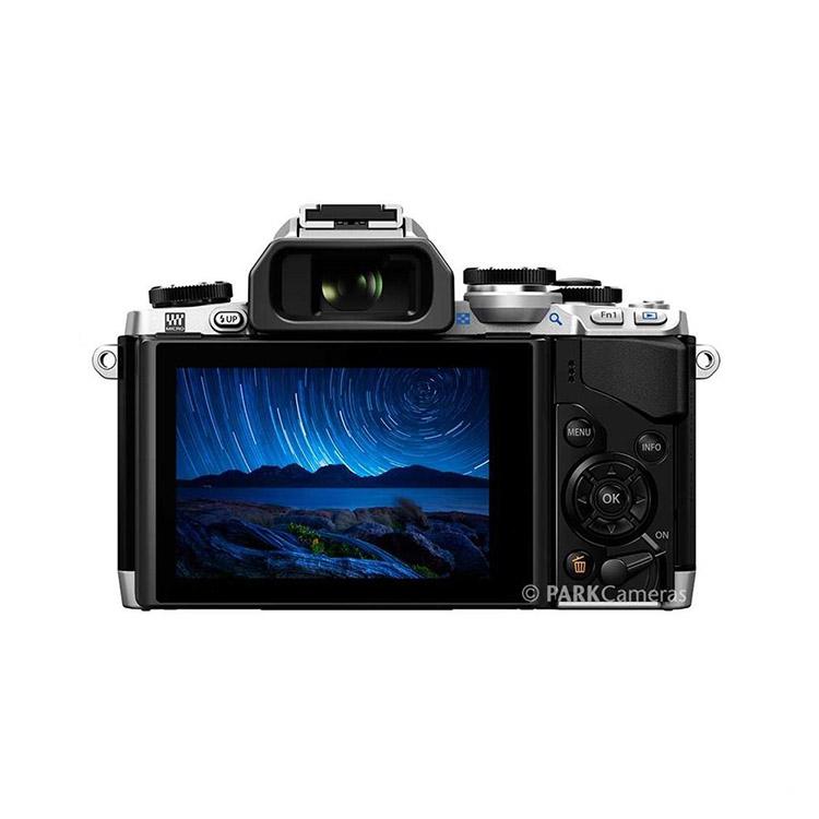 دوربین بدون آینه اليمپوس Olympus OM-D E-M10 Body - Silver