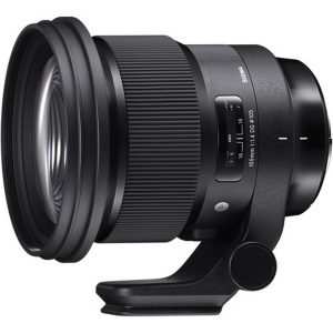 لنز سیگما Sigma 105mm f/1.4 DG HSM Art for Sony E