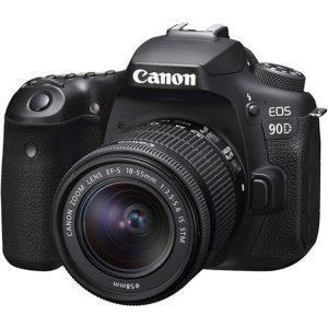 دوربین عکاسی کانن Canon EOS 90D DSLR kit 18-55mm