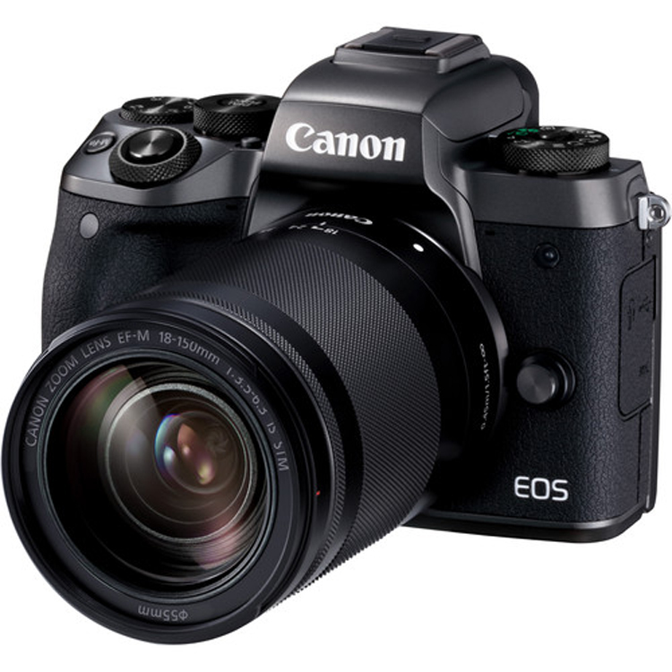 دوربین کانن M50 kit 18-150mm
