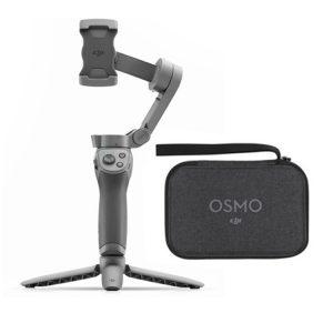 گیمبال دی جی آی Osmo Mobile 3 با کیف و سه پایه
