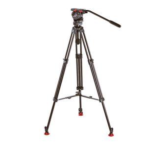 سه پایه دوربین ساچلر Sachtler FSB-4 Aluminum Tripod System