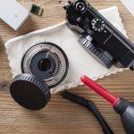 پاک کردن لنز و فیلتر