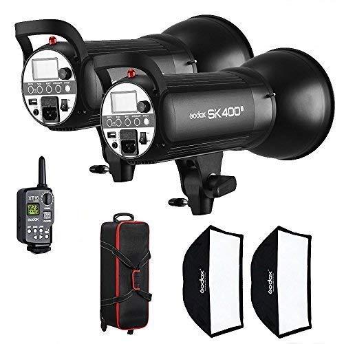 کیت فلاش گودکس Godox SK-400 II KIT